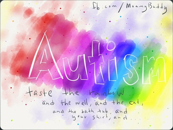 Autism is Tasty!
