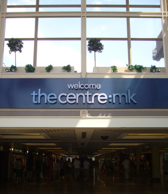 The Centre: MK, United Kingdom