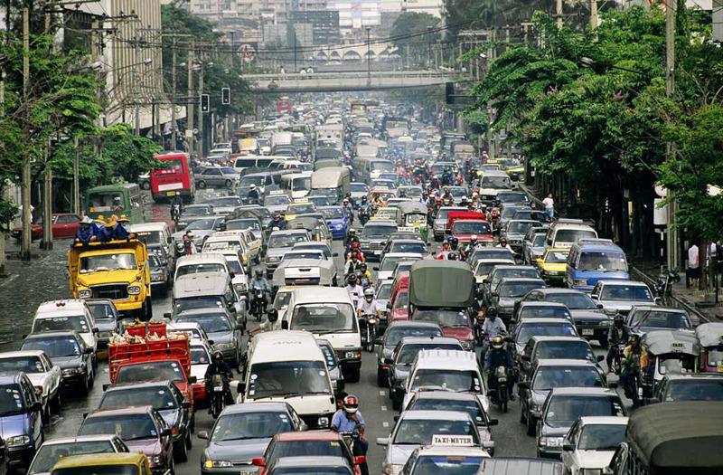 NG Bangkok Traffic
